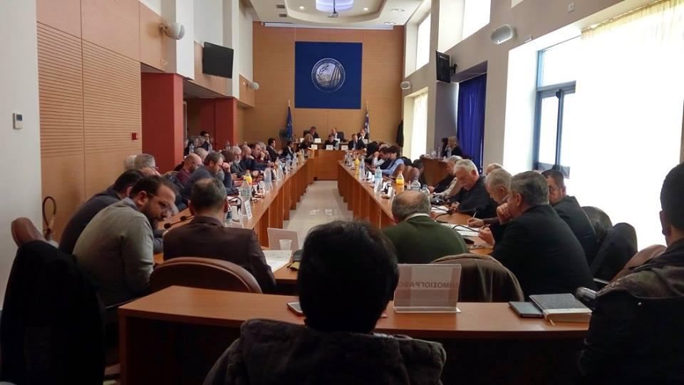 Αιτωλοακαρνανία-Νέα έργα συντήρησης και αποκατάστασης αντιπλημμυρικών έργων