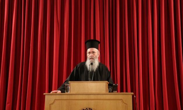 Καταδικάστηκε σε αποζημίωση ο  π.Ιωαν. Διώτης για συκοφαντία σε βάρος του Μητροπολίτη Ναυπάκτου