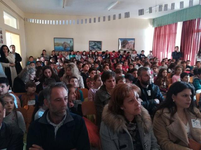 Αγρίνιο-Εκδήλωση του προγράμματος «Νοιάζομαι και δρω»