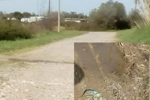 Αγρίνιο: Μέσα στις λάσπες και στη σκόνη, με ελλειπή φωτισμό στη Mπούζι  και χωρίς να ενδιαφέρεται κανείς από τους αρμόδιους