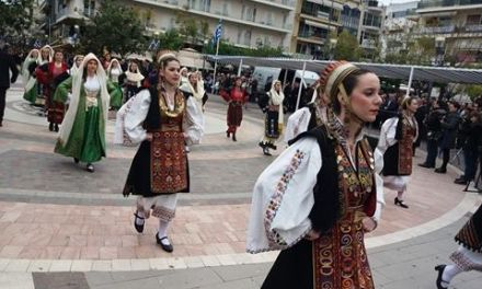 Με παλμό καμάρι και υπερηφάνεια η παρέλαση στο Αγρίνιο(video-φωτο)