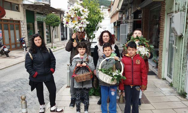 Σάββατο του Λαζάρου: Κάλαντα, Λαζαρίνες και «λαζαράκια»