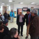 Συνάντηση του βουλευτη Θανάση Καββαδά με την πρόεδρο των κτηριακών υποδομών για το νέο νοσοκομείο Λευκάδας