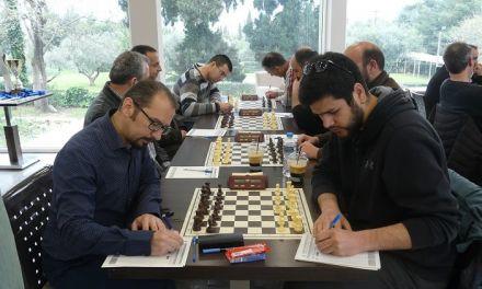 Η ΓΕΑ  έγραψε ακόμη μία χρυσή σελίδα στην  σκακιστική της ιστορία.