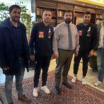 Συνάντηση Γ.Βασιλειάδη με διεθνείς
