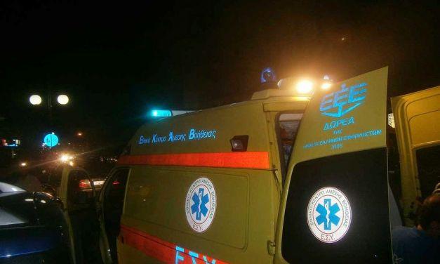 Αιτωλοακαρνανία-12χρονος εκτινάχθηκε από  μοτοσικλέτα και τραυματίστηκε