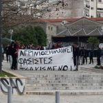 Καταλήψεις και πορεία μαθητών στο Αγρίνιο- Μικροεπεισόδια κα μια προσαγωγή (video-φωτο))