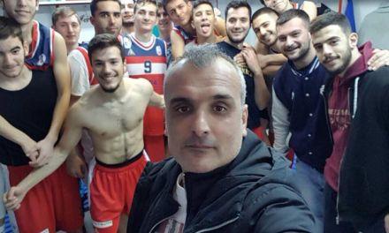 Γ. Σ. Χαρίλαος Τρικούπης Μεσολογγίου-Νίκη για την ομάδα νέων