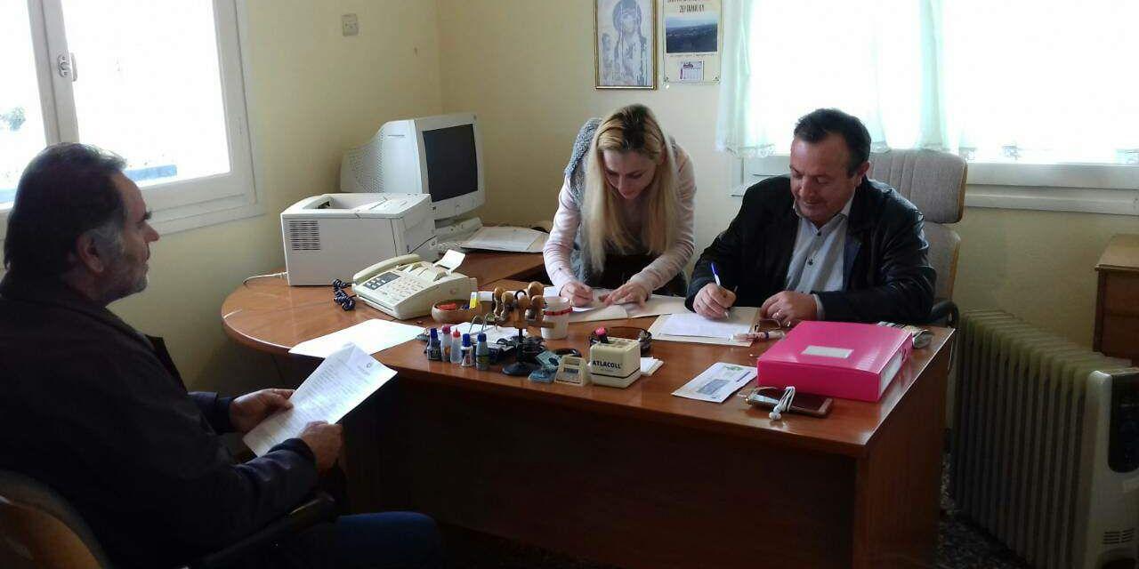Θετική εξέλιξη στο θέμα της καταβολής αποζημιώσεων στους πληγέντες του Ζευγαρακίου-Οι μαθητές περιμένουν στήριξη!