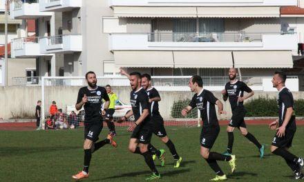 Ο Νεος Αμφίλοχος νίκησε την ΑΕΠ Καραγιαννίων(0-1)(φωτο-βιντεο)