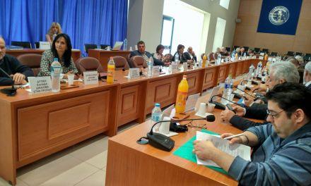 Με ανταλλαγή ευχών ολοκληρώθηκε το Περιφερειακό Συμβούλιο(φωτο-video)
