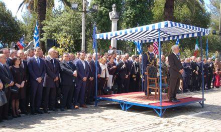 Παρουσία του Προέδρου της Δημοκρατίας κορυφώθηκαν οι εκδηλώσεις για την έξοδο του Μεσολογγίου
