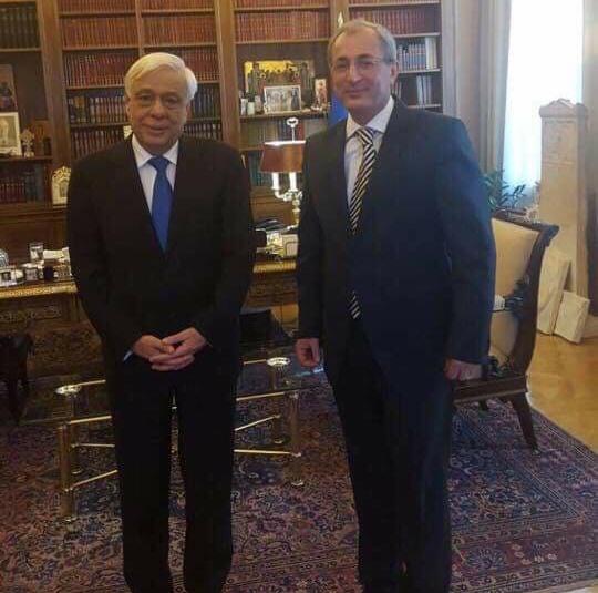 Στο Θέρμο στις 24 Αυγούστου ο Πρόεδρος της Δημοκρατίας Προκόπης Παυλοπουλος