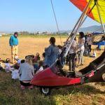 Επίσκεψη μαθητών απο τα εκπαιδευτήρια «Παναγία Προυσιώτισσα» στην Αερολέσχη Αγρινίου