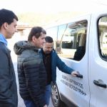 Δωρεά αυτοκινήτου από το ίδρυμα «Λίλιαν Βαδούρη» στο Σύλλoγο ΑμεΑ «ΑΛΚΥΟΝΗ»