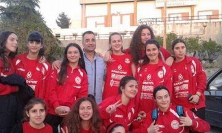 Σπουδαία νίκη για τον Πήγασο Αγρινίου στα προκριματικά του Πανελληνίου Πρωταθλήματος Μπάσκετ Κορασίδων