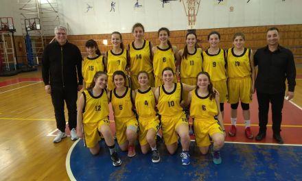 Kορίτσια του Πήγασου Αγρινίου:Τερμάτισαν πρώτες στη Β΄ Φάση του Πανελληνίου Πρωταθλήματος,αλλά έχασαν την πρόκριση για 2 πόντους