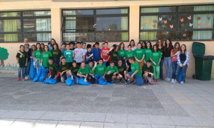 Το 11ο Δημοτικό Σχολείο Αγρινίου στην εθελοντική δράση καθαρισμού