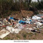 Σκουπίδια και εγκατάλειψη στη Δ.Ε Αγγελοκάστρου του Δήμου Αγρινίου-Τι απαντά ο αρμόδιος αντιδήμαρχος