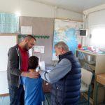 Κέντρο Κοινότητας: Εμβολιασμός μαθητών έναντι της ιλαράς σε σχολεία του Μεσολογγίου (φωτο)