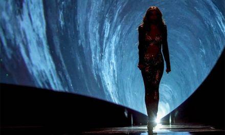Απίστευτη εμφάνιση της Φουρέιρα στη σκηνή της Eurovision (φωτο-video)
