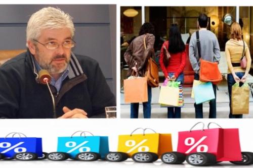 Μπεσίνης: Χωρίς «νόημα» για τους εμπόρους οι ενδιάμεσες εκπτώσεις -Υψηλά τα ενοίκια στο Αγρίνιο!