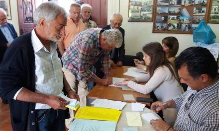Εσωκομματικές εκλογές ΝΔ: Στις κάλπες τα μέλη-Το άγχος των υποψηφίων (φωτο)