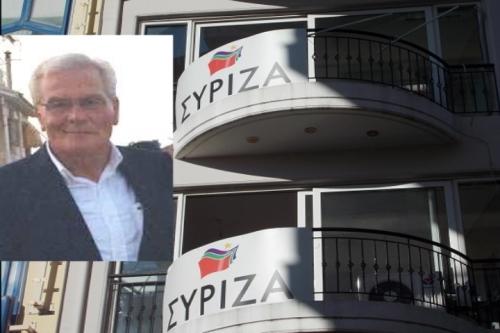 """Π.Θεοδωρίδης """" Κριτική απέναντι στην Κυβέρνηση για το καλό του Αγρινίου"""""""