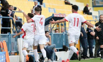 Αγρίνιο: Τελική φάση Πρωταθλήματος K17  – Ξάνθη – Ολυμπιακός 0-2