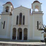Υποδοχή Ιερού Λειψάνου του Αγίου Βλασίου στον Ι.Ν. Αγίας Τριάδος Αγρινίου