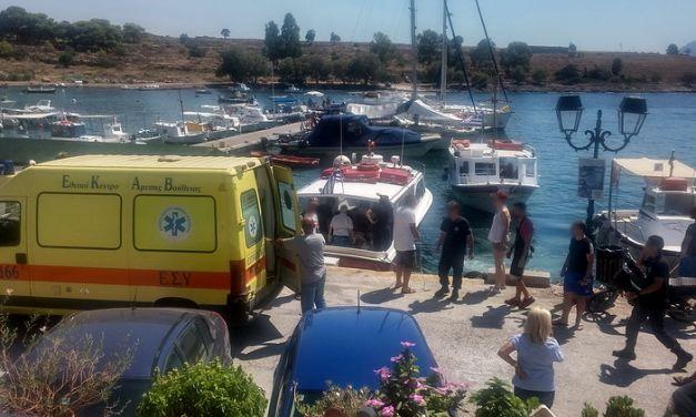 Αστακός: Άνδρας βρέθηκε στη Θάλασσα-Παρά τις  προσπάθειες καρδιοαναπνευστικής ανάνηψης δεν τα κατάφερε