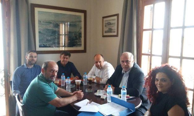 Σύσκεψη εργασίας για την σχολική στέγη Ακτίου-Βόνιτσας