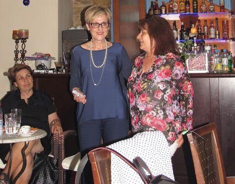 Εκδήλωση Συλλόγου Γυναικών Μενιδίου «Ερωδιός» για τον καρκίνο του δέρματος (video – fotos)