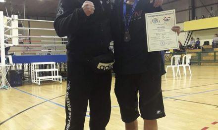 Χάλκινο μετάλλιο κατέκτησε ο  Αμφιλοχιώτης  Μέτσι Γκάνι στο Πανελλήνιο πρωτάθλημα πυγμαχίας παίδων