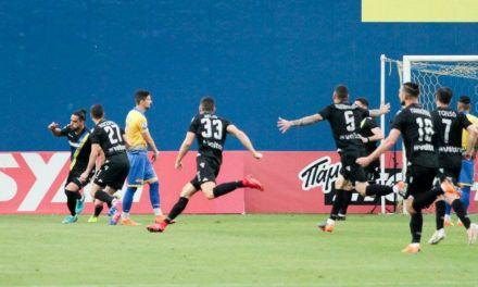 Παναιτωλικός – Αστέρας Τρίπολης 0-2