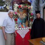 Η εορτή της Πεντηκοστής είναι εορτή της Αγίας Τριάδος-Με λαμπρότητα ο εορτασμός στην Αμφιλοχία