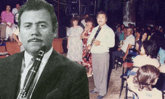 Πέρασαν 3 χρόνια από τότε που έφυγε από τη ζωή ο μεγάλος Κλαρινίστας Μάκης Βασιλειάδης