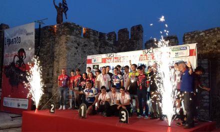 Ο Περικλής Ηλίας και ο Δημήτρης Αντωνιάδης ήταν οι μεγάλοι πρωταγωνιστές στους διεθνείς αγώνες ορεινής ποδηλασίας που έγιναν στη Ναύπακτο