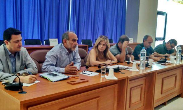 Δώδεκα νέες παρεμβάσεις για την Αιτωλοακαρνανία από την Περιφέρεια