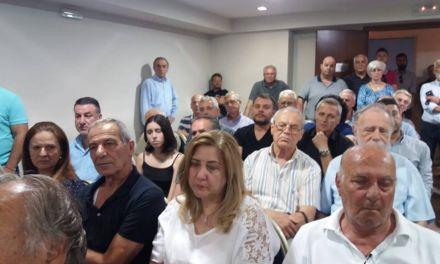 Αιτωλοακαρνανία:Τα ψηφοδέλτια με τους υποψηφίους κατά Δήμο για τις Τ.Ο του Κινήματος Αλλαγής