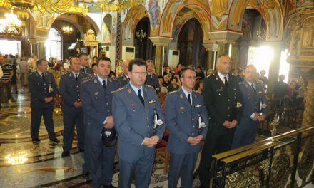 Με  λαμπρότητα γιορτάστηκε στο Αγρίνιο η ημέρα τιμής των αποστράτων της Ελληνικής Αστυνομίας.