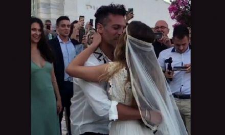 Παντρεύτηκε ο Γ. Χρανιώτης την Αγρινιώτισσα Γ. Αβασκαντήρα (φωτο)