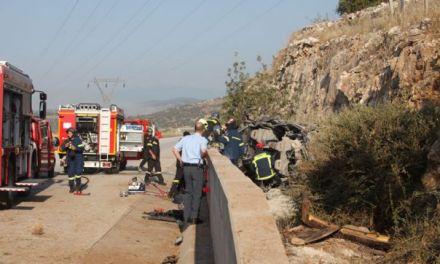 Τραγωδία στην Εγνατία: Μεγαλώνει η λίστα των νεκρών από το θανατηφόρο τροχαίο