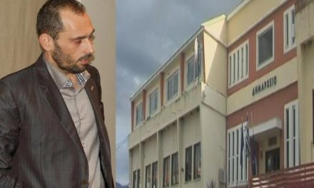 Εκτός ΝΔ οι δυο Σύμβουλοι του Μεσολογγίου-βολές κατά ΣΥΡΙΖΑ