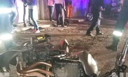 Καρπενήσι: Δυο οδηγοί μηχανών νεκροί σε σοκαριστικό τροχαίο (φωτο)