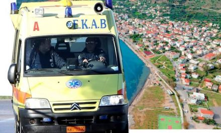 """Κάτοικος Αστακού λέει ότι ο πεθερός του έφυγε άδικα: """"Εάν υπήρχε ασθενοφόρο πιθανότατα σήμερα να ήταν στην ζωή"""""""