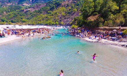 «Καλωσόρσαταν» στις γαλάζιες παραλίες της Κοιλάδας του Αχελώου!(φωτο-video)