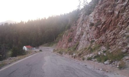 Ασυντήρητος και επικίνδυνος ο επαρχιακός δρόμος Παραβόλας – Προυσού