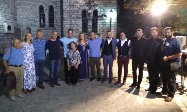 Με επιτυχία η μουσική βραδιά στην Ανάληψη με τον Παναγιώτη Λάλεζα
