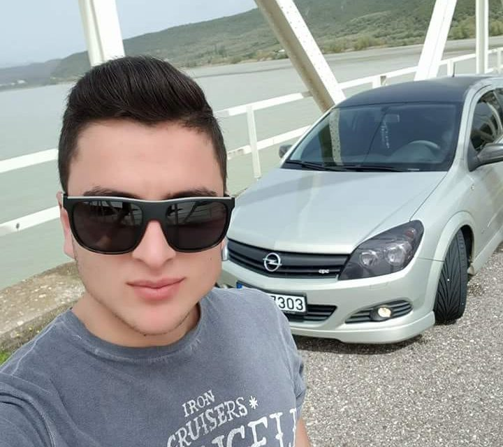 Περδικάκι: Σπαρακτικά μηνύματα στο facebook για τον θάνατο του νεαρού Ν. Κατσιούλη